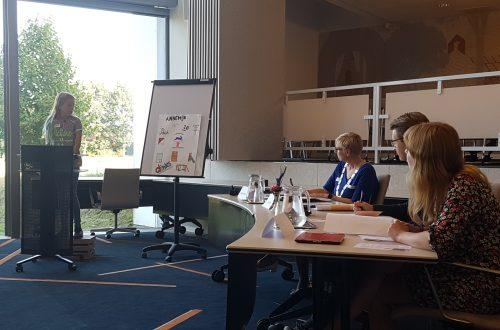 Annemijn Weetink uit Wichmond solliciteerde naar de functie van Jeugdburgemeester 2018/2019 bij gemeente Bronckhorst.