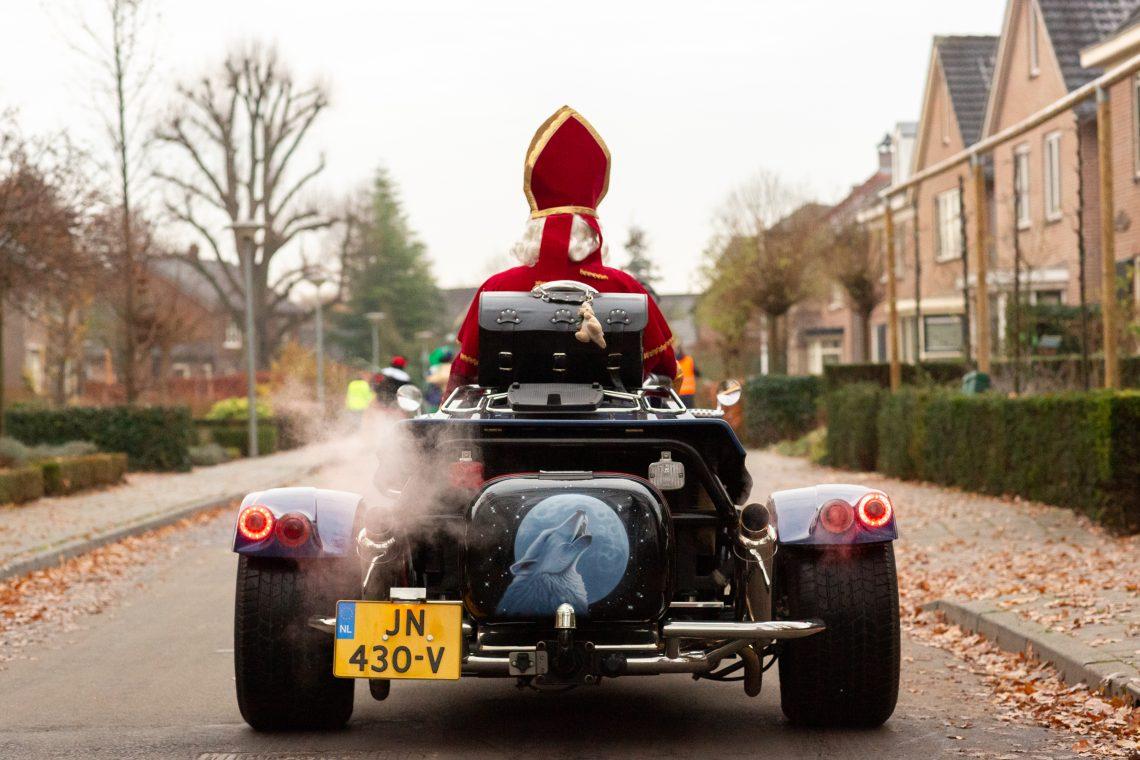 Sinterklaas komt logeren in Wichmond