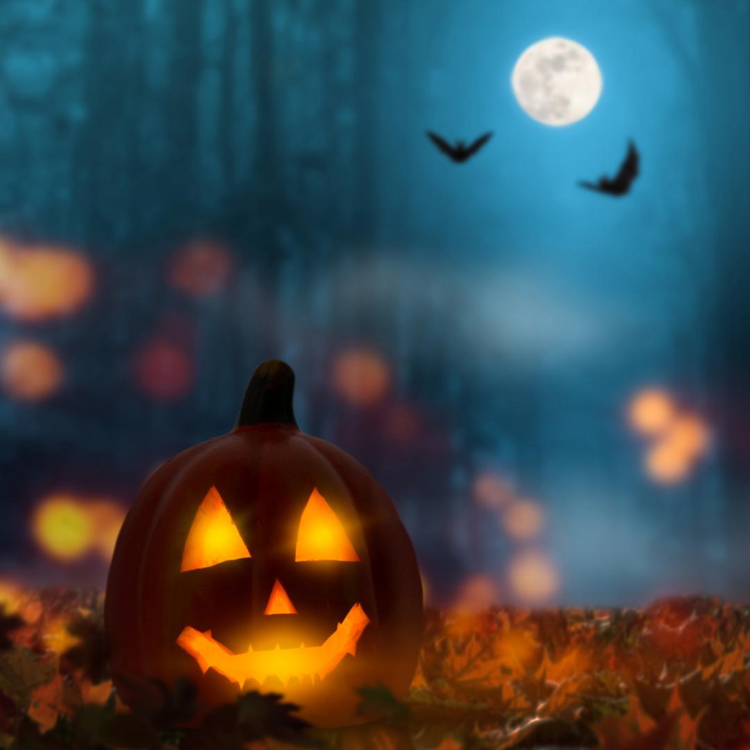 Halloween Wichmond Vierakker